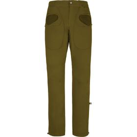 E9 Rondo Slim Trousers Men pistachio